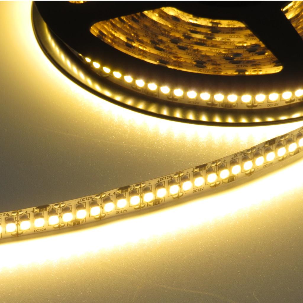 240 led m stripe 2700k warmwei 4000k kaltwei 3528 smd 5 20m lichterkette neu ebay. Black Bedroom Furniture Sets. Home Design Ideas