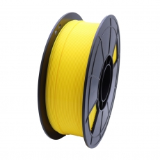 3D Filament 1,75mm PLA+ Hell Gelb 1kg
