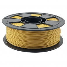 3D Filament 1,75mm PLA Golden 1kg