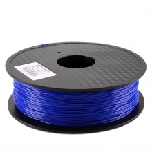 3D Filament 1,75mm Flexibel TPU Blau 0,8kg