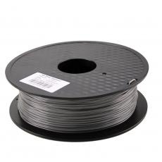 3D Filament 1,75mm Flexibel TPU Grau 0,8kg