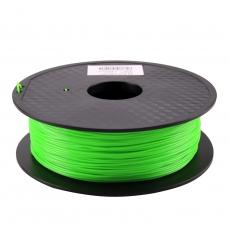 3D Filament 1,75mm Flexibel TPU Grün 0,8kg