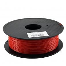 3D Filament 1,75mm Flexibel TPU Rot 0,8kg
