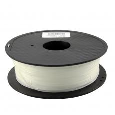 3D Filament 1,75mm Flexible TPU Weiß 0,8kg