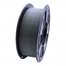 3D Filament 1,75mm PLA Dunkel Grau 1kg