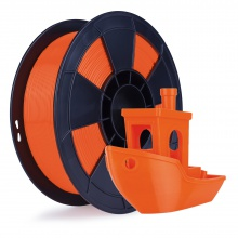 3D Filament 1,75mm PLA Neon Orange 1kg