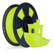 3D Filament 1,75mm PLA Neon Gelb 1kg