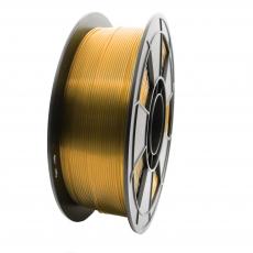 3D Filament 1,75mm PLA Transparent Orange 1kg