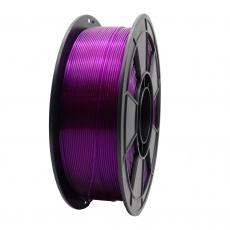 3D Filament 1,75mm PLA Transparent Violett 1kg