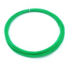 3D Filament 1,75mm PLA Grün 20m ca. 55g