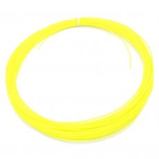 3D Filament 1,75mm PLA Gelb 20m ca. 55g