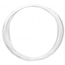 3D Filament 1,75mm PLA Weiß 20m ca. 55g