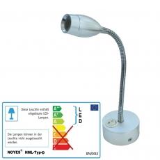 D) LED Leselampe