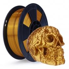 3D Filament 1,75mm PLA Silk Kupfer 0,5 kg