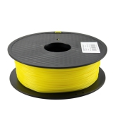 3D Filament 1,75mm Flexibel TPU Gelb 0,8kg