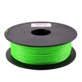 3D Filament 1,75mm Flexibel TPU Grün 0,8kg