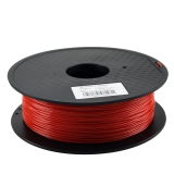3D Filament 1,75mm Flexibel TPU Rot 0,8kg
