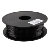 3D Filament 1,75mm Flexibel TPU Schwarz 0,8kg