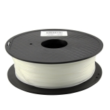 3D Filament 1,75mm Flexible TPU Weiß 0,8kg