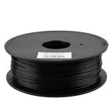 3D Filament 1,75mm Nylon Schwarz 1kg