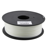 3D Filament 1,75mm Nylon Weiß 1kg