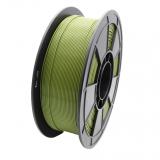 3D Filament 1,75mm PLA Militär Grün 1kg