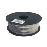 3D Filament 1,75mm PLA Farbwechsel von Dunkel Grau zu Weiß durch Temperatur ab 33°C  1kg