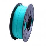 3D Filament 1,75mm PLA Cyan 1kg