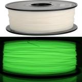 3D Filament 1,75mm ABS Leuchtet im Dunkeln Grün 1kg