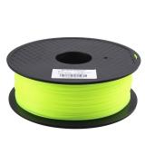 3D Filament 1,75mm  ABS Neon Gelb 1kg