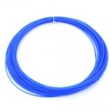 3D Filament 1,75mm PLA Blau 20m ca. 55g