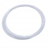 3D Filament 1,75mm PLA Aluminium 20m ca. 55g