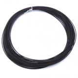 3D Filament 1,75mm TPU Schwarz 20m ca. 55g