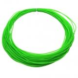 3D Filament 1,75mm TPU Grün 20m ca. 55g