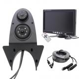 Doppelkamera mit 7 Monitor und 15m Kabel