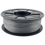 3D Filament 1,75mm PETG Silber 1kg