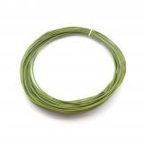 3D Filament 1,75mm PLA Militärgrün 20m ca. 55g