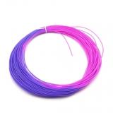 3D Filament 1,75mm PLA Blau zu Violett durch Temperatur (33°C) 20m ca. 55g