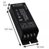 Funk LED Dimmer 12V 24V