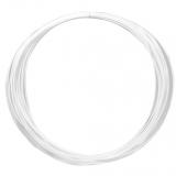 3D Filament 1,75mm PETG Weiß 20m ca. 55g