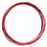 3D Filament 1,75mm PLA Silk Rot 20m ca. 55g