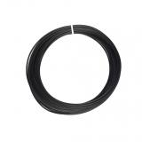 3D Filament 1,75mm PLA Carbon Schwarz 20m ca. 55g