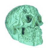3D Filament 1,75mm PLA+ Silk Grün 0,5 kg