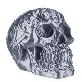3D Filament 1,75mm PLA+ Silk Grau 0,5 kg
