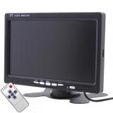 Transporterkamera schwarz mit 7 Monitor