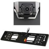 Kennzeichenkamera mit 7 Monitor