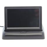4,3 Monitor klappbar